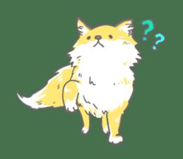Oage fox sticker #2257724
