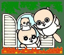 Flying squirrel Festival vol.1 sticker #2261426