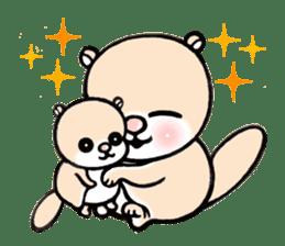 Flying squirrel Festival vol.1 sticker #2261437