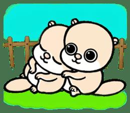 Flying squirrel Festival vol.1 sticker #2261439