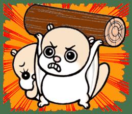 Flying squirrel Festival vol.1 sticker #2261448