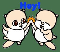 Flying squirrel Festival vol.1 sticker #2261453