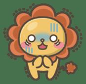 Chibi-Lion sticker #2261826