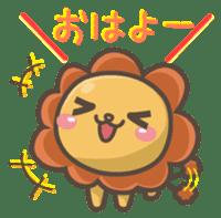 Chibi-Lion sticker #2261828