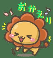 Chibi-Lion sticker #2261837