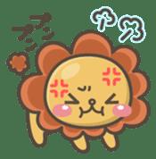 Chibi-Lion sticker #2261840