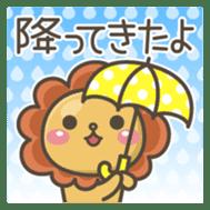Chibi-Lion sticker #2261846
