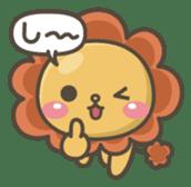 Chibi-Lion sticker #2261854
