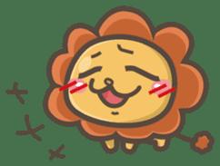 Chibi-Lion sticker #2261855