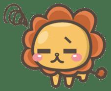 Chibi-Lion sticker #2261859