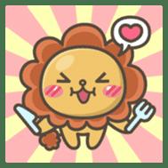 Chibi-Lion sticker #2261860