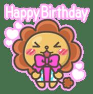 Chibi-Lion sticker #2261863