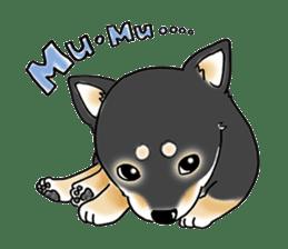 "Shiba Inu ""Hanapi"" & ""Kinako"" body type sticker #2272081"