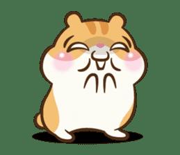 Chloe the hamster sticker #2276158