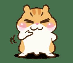 Chloe the hamster sticker #2276172