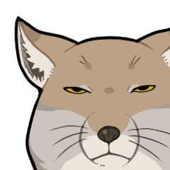 Tibetan sand fox stickers!