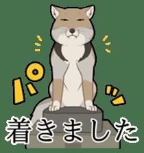 Tibetan sand fox stickers! sticker #2278127