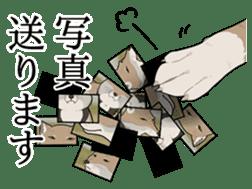 Tibetan sand fox stickers! sticker #2278133