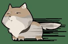 Tibetan sand fox stickers! sticker #2278149