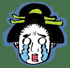 Oedo Girls sticker #2278971