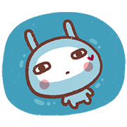 สติ๊กเกอร์ไลน์ Labito: Cute Mode, Activate!