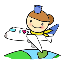 Cabin Crew Sticker