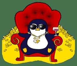 Ricco the Penguin Loverboy sticker #2291002