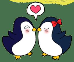 Ricco the Penguin Loverboy sticker #2291003