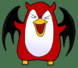 Ricco the Penguin Loverboy sticker #2291007
