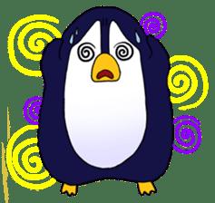 Ricco the Penguin Loverboy sticker #2291015