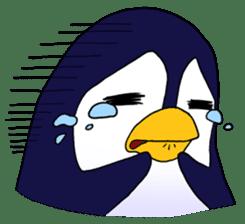 Ricco the Penguin Loverboy sticker #2291020