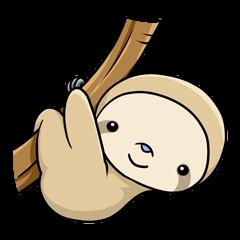 Sloth lazy