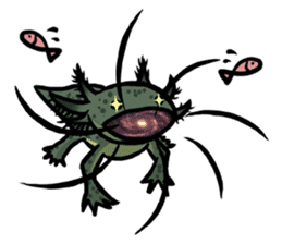 Axolotl~Upa~ sticker #2302466