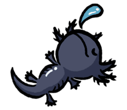 Axolotl~Upa~ sticker #2302469
