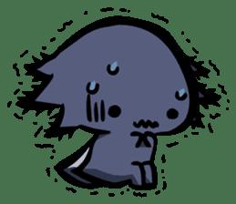 Axolotl~Upa~ sticker #2302473
