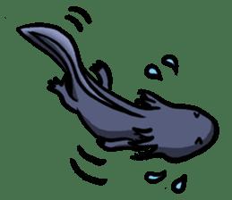 Axolotl~Upa~ sticker #2302481