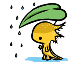 Axolotl~Upa~ sticker #2302495
