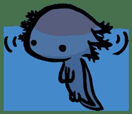 Axolotl~Upa~ sticker #2302497