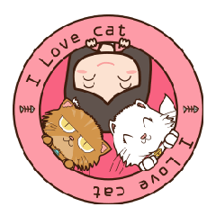I Love Cat (Eng)
