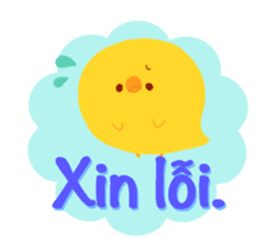 Message to children (Vietnamese) sticker #2307911