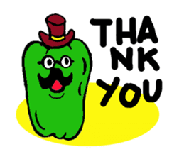kawaii vegetables sticker #2309264