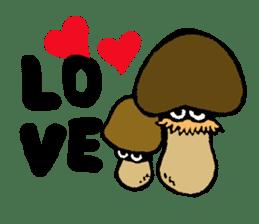 kawaii vegetables sticker #2309271