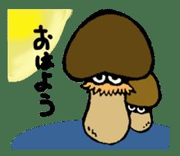 kawaii vegetables sticker #2309283