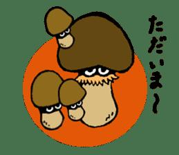 kawaii vegetables sticker #2309285