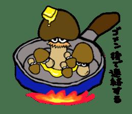 kawaii vegetables sticker #2309291