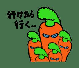 kawaii vegetables sticker #2309293