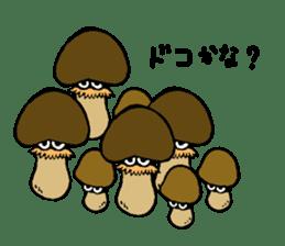 kawaii vegetables sticker #2309294