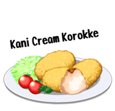 KaniCream Korokke Fairies sticker #2309543