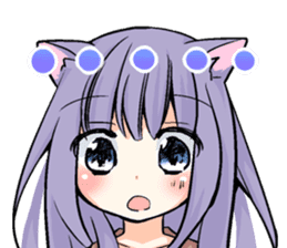 nekomimi*life sticker #2310441