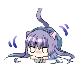 nekomimi*life sticker #2310457